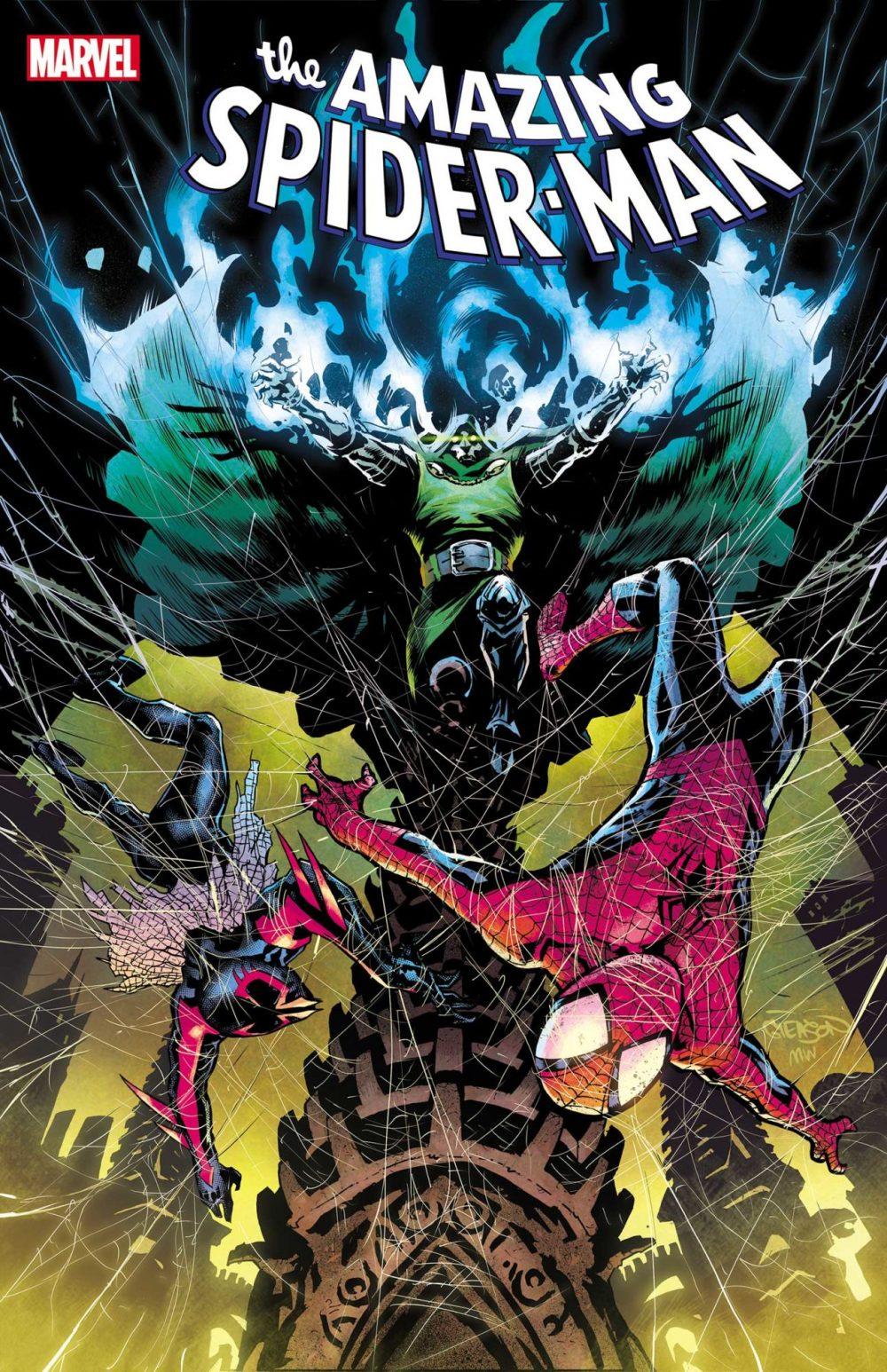 Amazing Spider-Man #34, copertina di Patrick Gleason