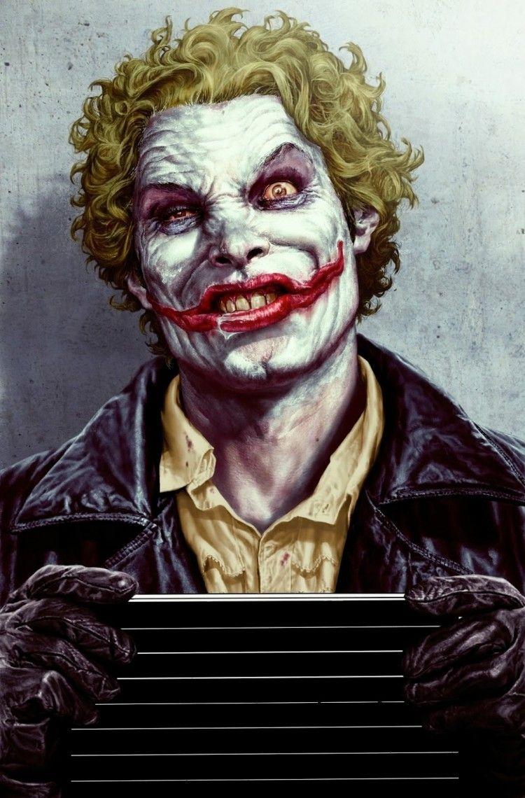 Joker, copertina di Lee Bermejo