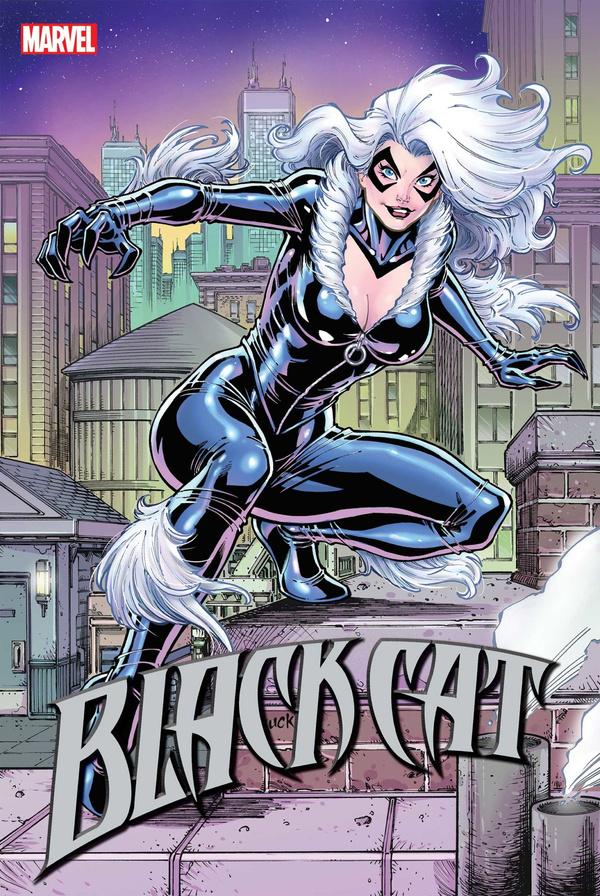 Black Cat Annual #1, variant cover di Todd Nauck
