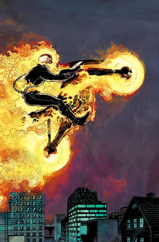Ghost Rider #1, anteprima 03