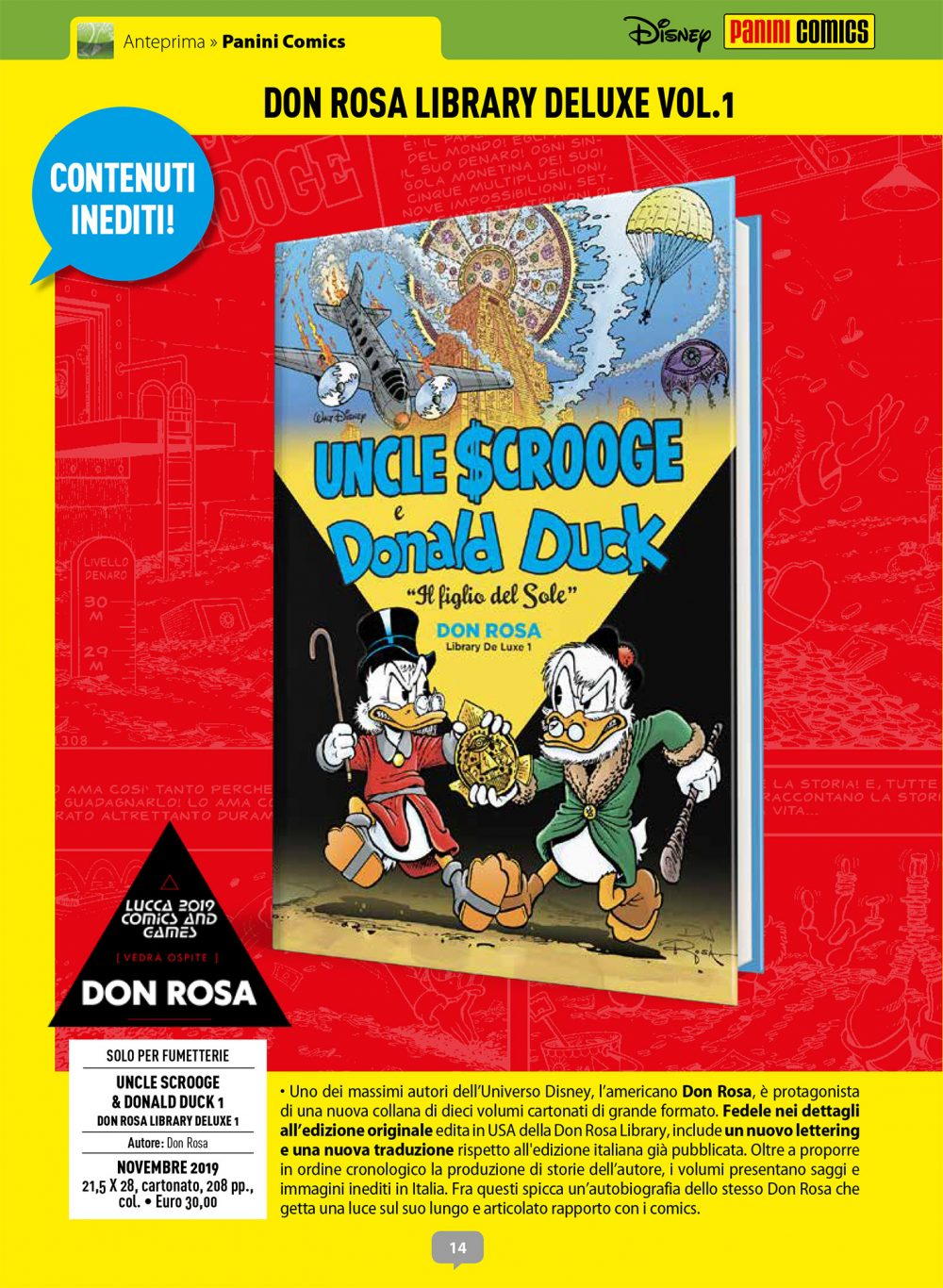 Don Rosa Library Deluxe