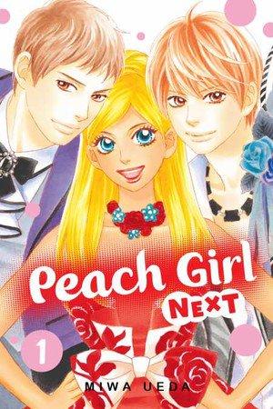 Peach Girl Next 1, copertina