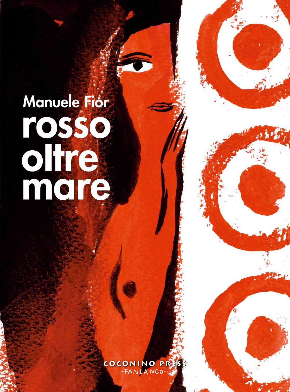 Rosso oltremare, copertina di Manuele Fior