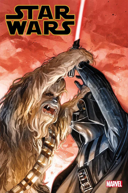 Star Wars #74, copertina di Phil Noto