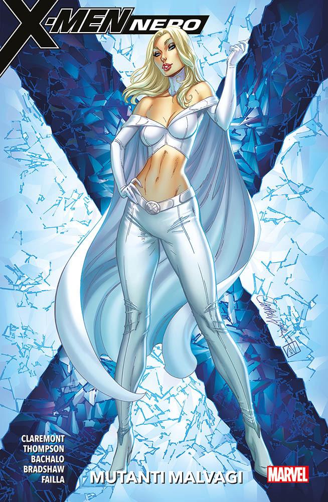 X-Men Nero: Mutanti Malvagi, copertina di J. Scott Campbelll