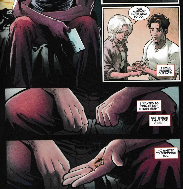Amazing Spider-Man #29, anteprima 01