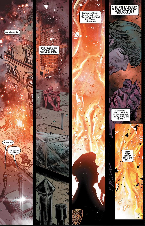 Daredevil #1, anteprima 01