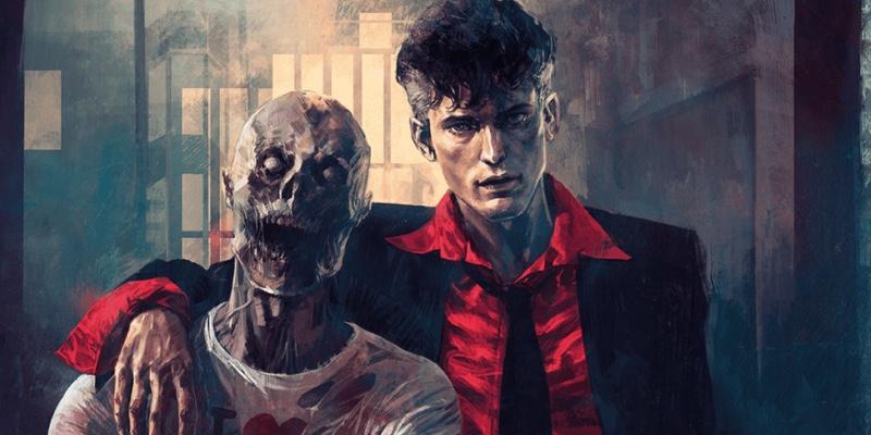 Dylan Dog - Pianeta dei Morti