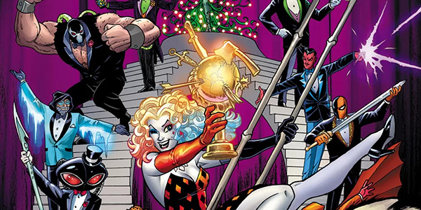Harley Quinn: Villain of the Year
