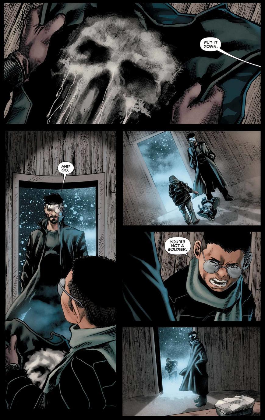 Punisher #5, anteprima 01