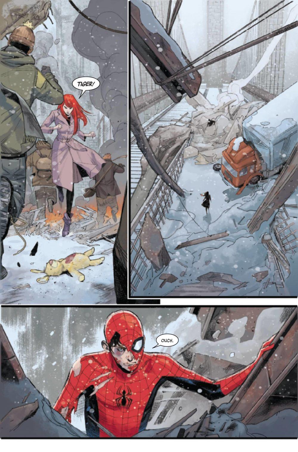 Spider-Man #1, anteprima 02