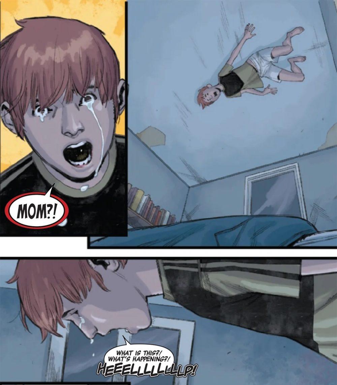 Spider-Man #1, anteprima 01