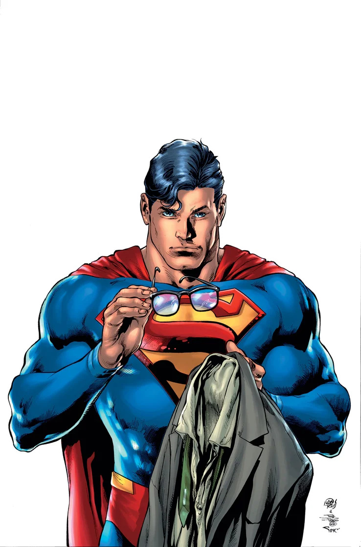 Superman #18, copertina di Ivan Reis