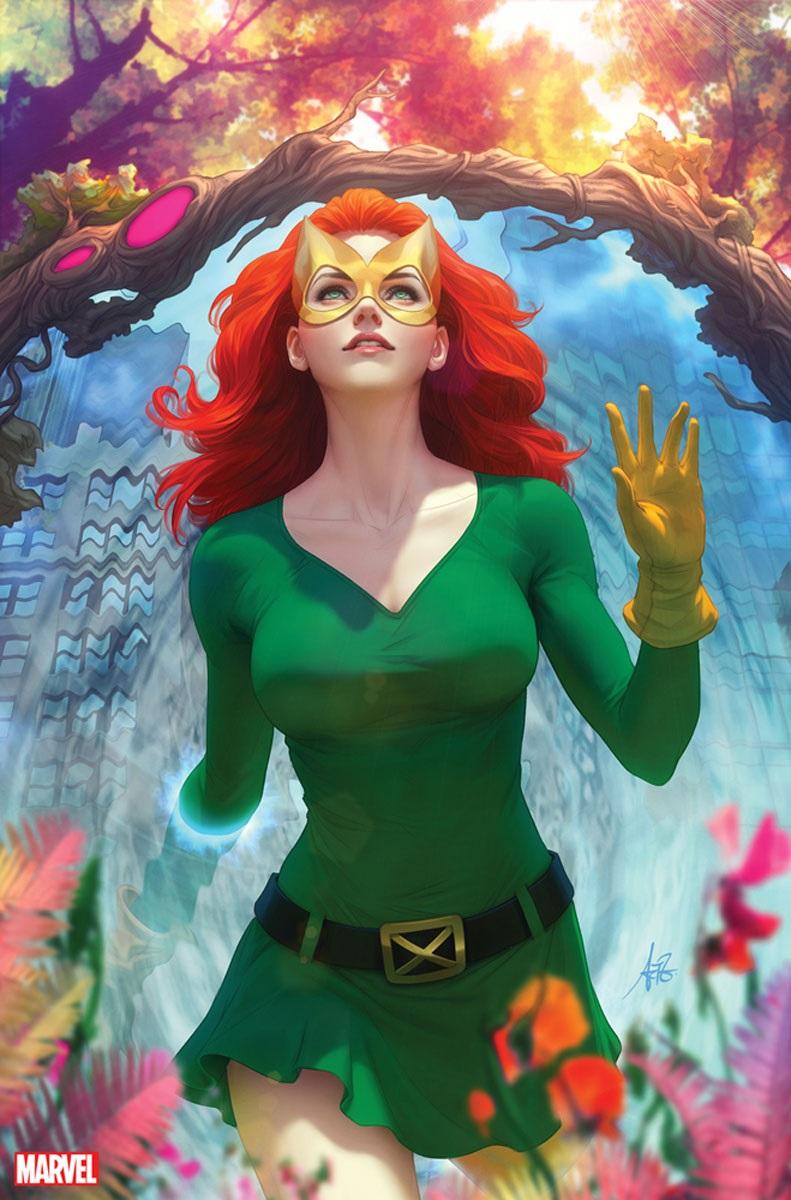 X-Men #1, variant cover di Artgem