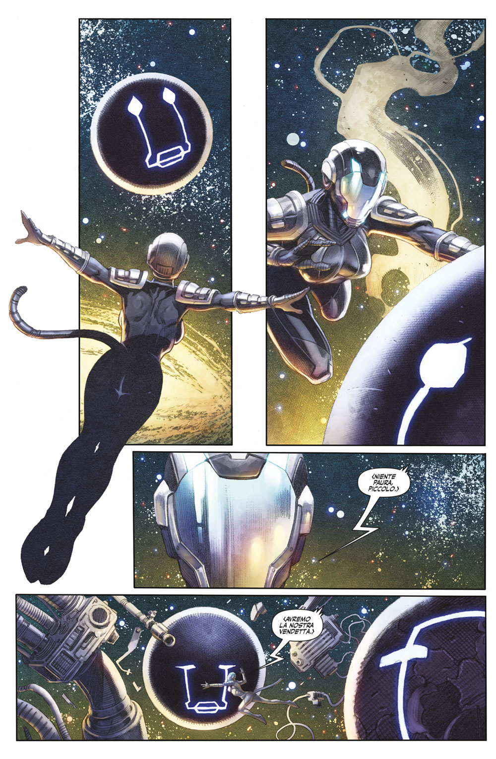 X-O Manowar vol. 7: Eroe, anteprima 02