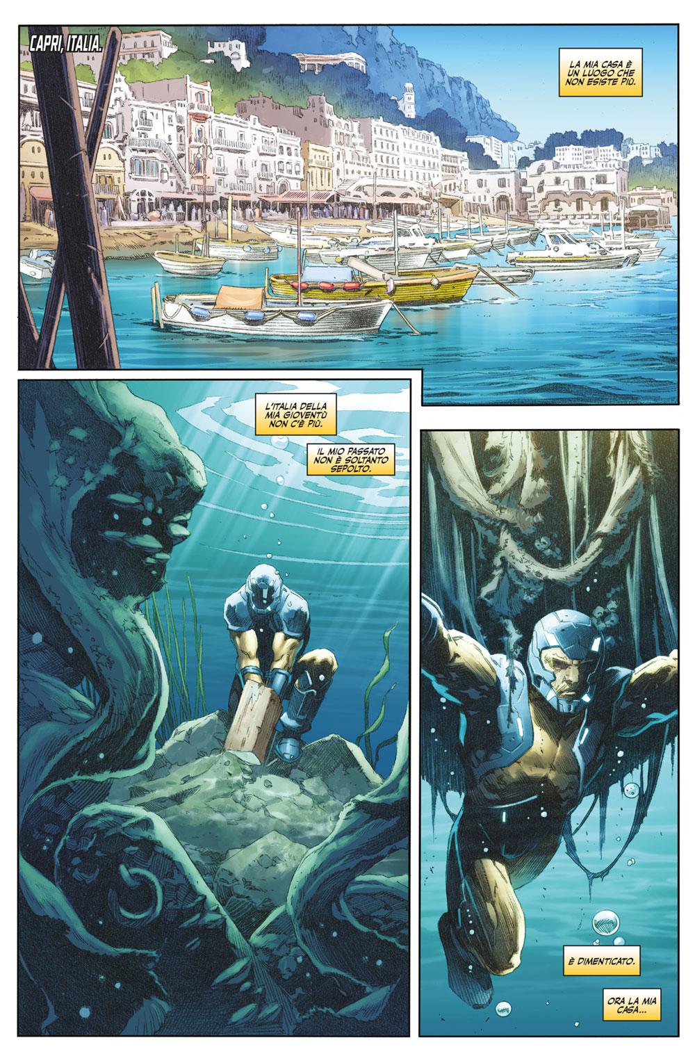 X-O Manowar vol. 7: Eroe, anteprima 03