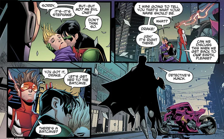 Young Justice #8, anteprima 03