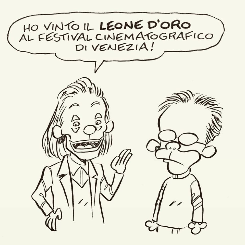 Joker, la recensione a fumetti di Leo Ortolani 01