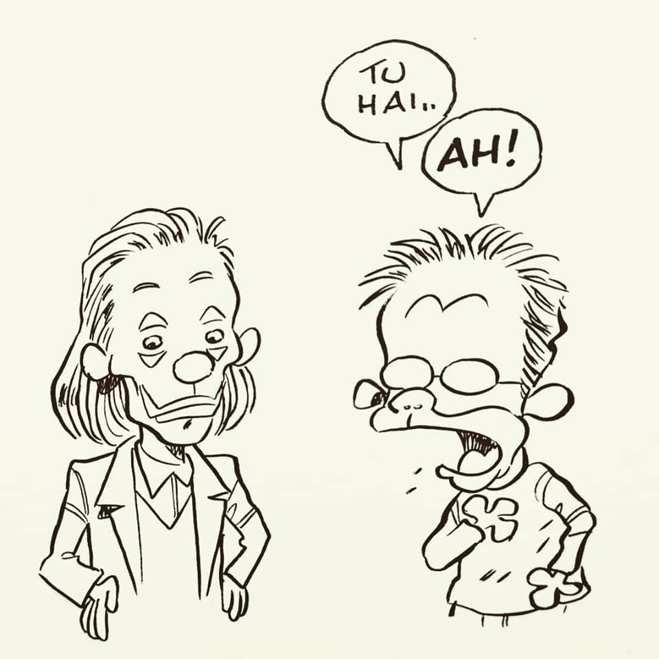 Joker, la recensione a fumetti di Leo Ortolani 02