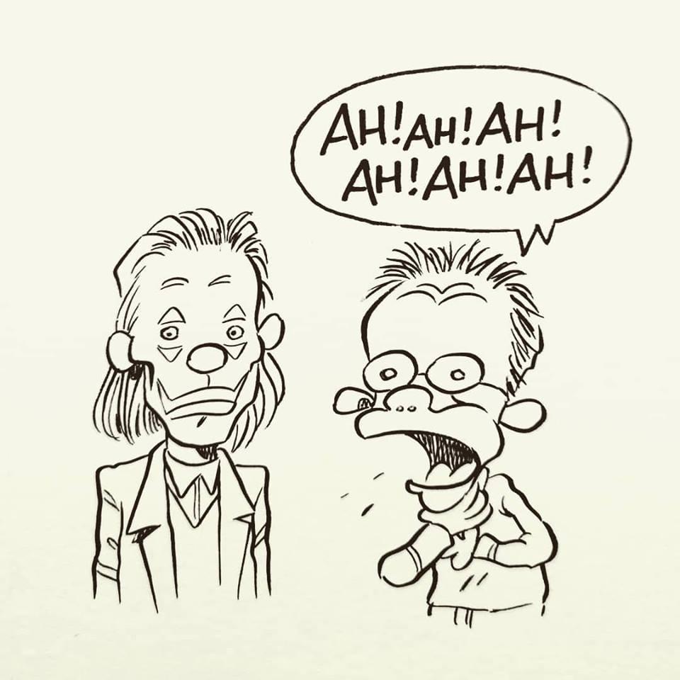 Joker, la recensione a fumetti di Leo Ortolani 03