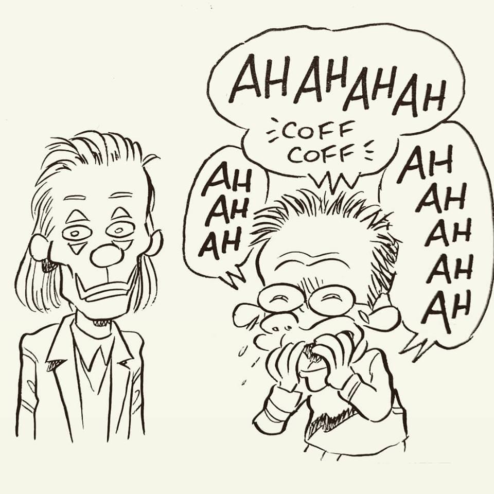 Joker, la recensione a fumetti di Leo Ortolani 04
