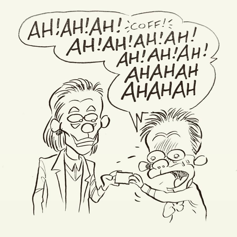 Joker, la recensione a fumetti di Leo Ortolani 05