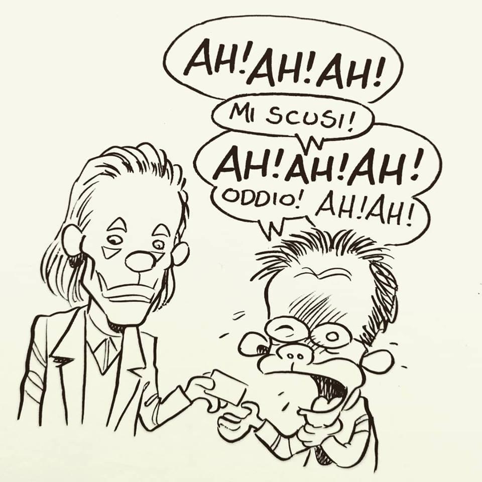 Joker, la recensione a fumetti di Leo Ortolani 07