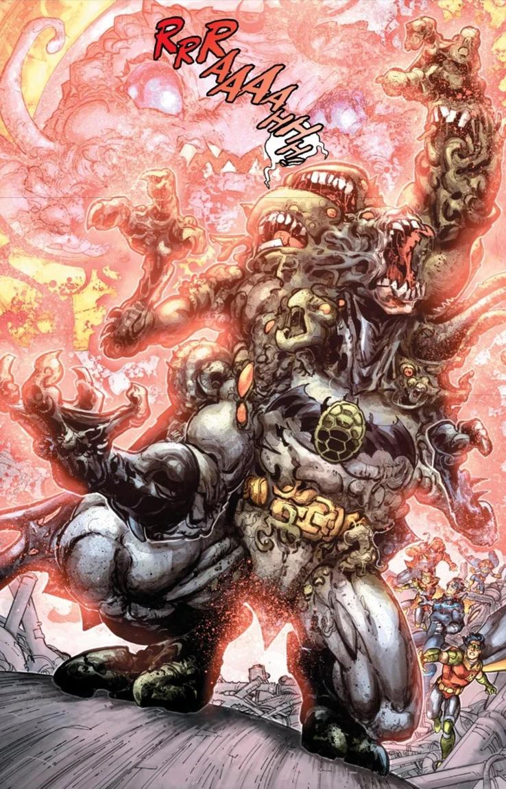 Batman/Teenage Mutant Ninja Turtles III #6, anteprima 04