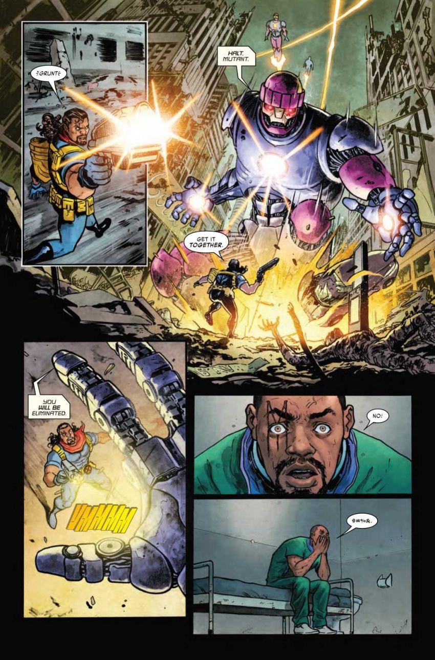 Age of X-Man - Prisioner X #1, anteprima 04