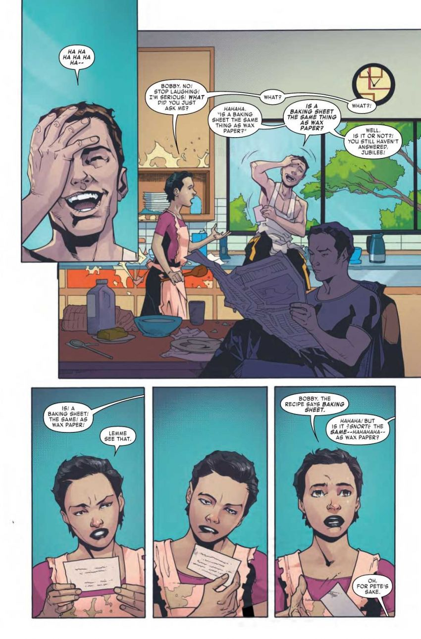 Age of X-Man X-Tremist #1, anteprima 01