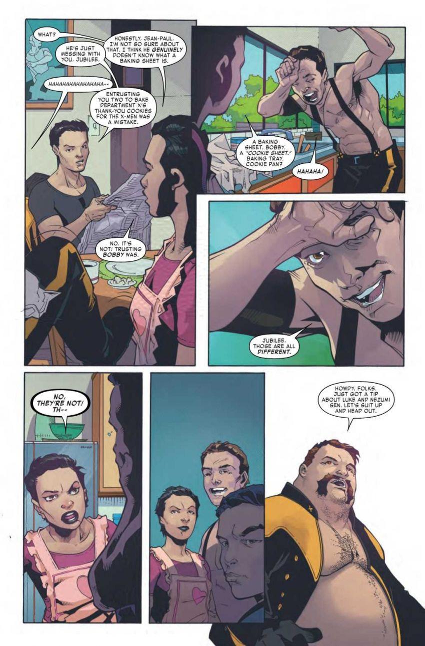 Age of X-Man X-Tremist #1, anteprima 02