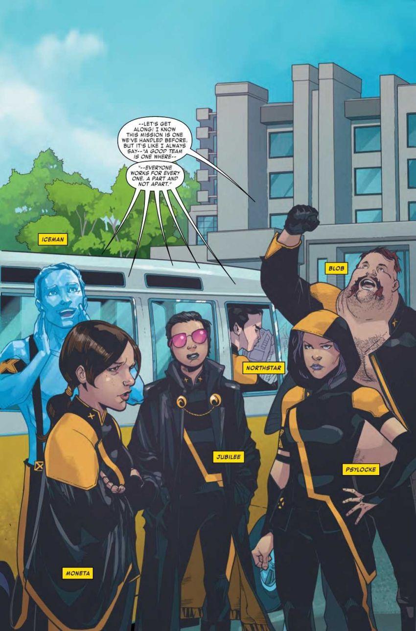 Age of X-Man X-Tremist #1, anteprima 04