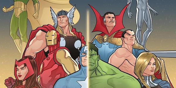 Avengers, Difensori, Tarot