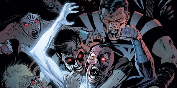 Blackest Night, Sinestro