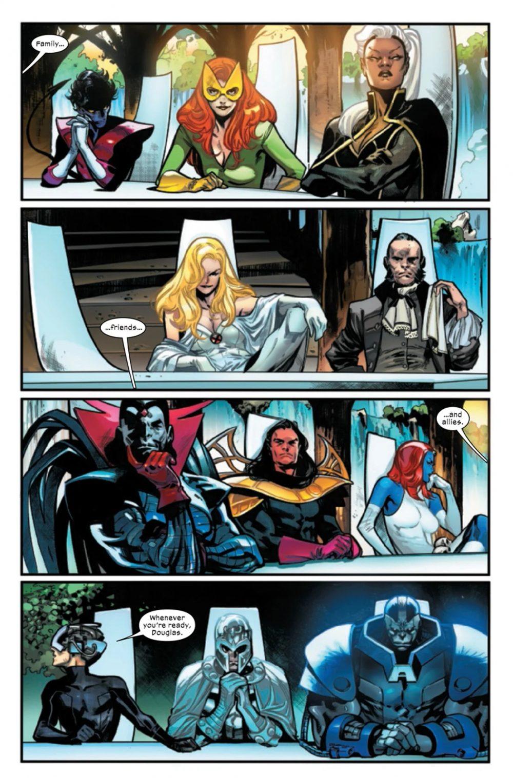 Powers of X #5, anteprima 02