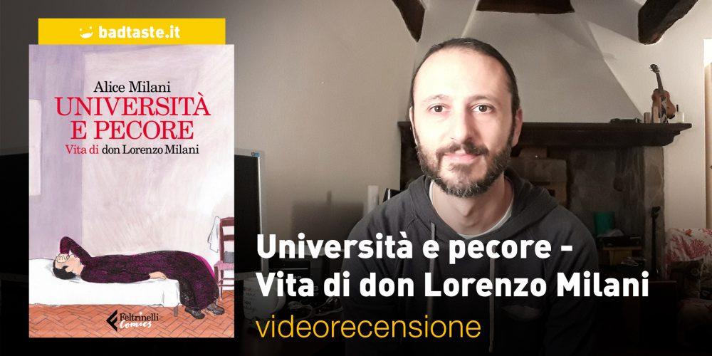 Università e pecore: Vita di don Lorenzo Milani