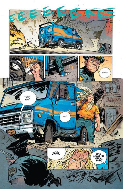Murder Falcon #1, anteprima 02