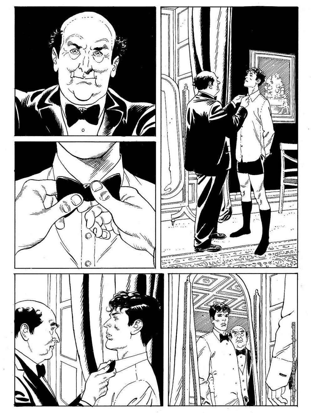 Dylan Dog 399: Oggi sposi, anteprima 01