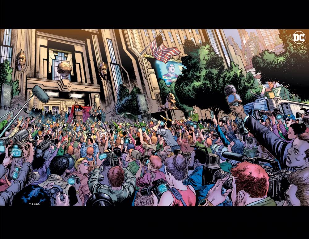 Superman #18, anteprima 01