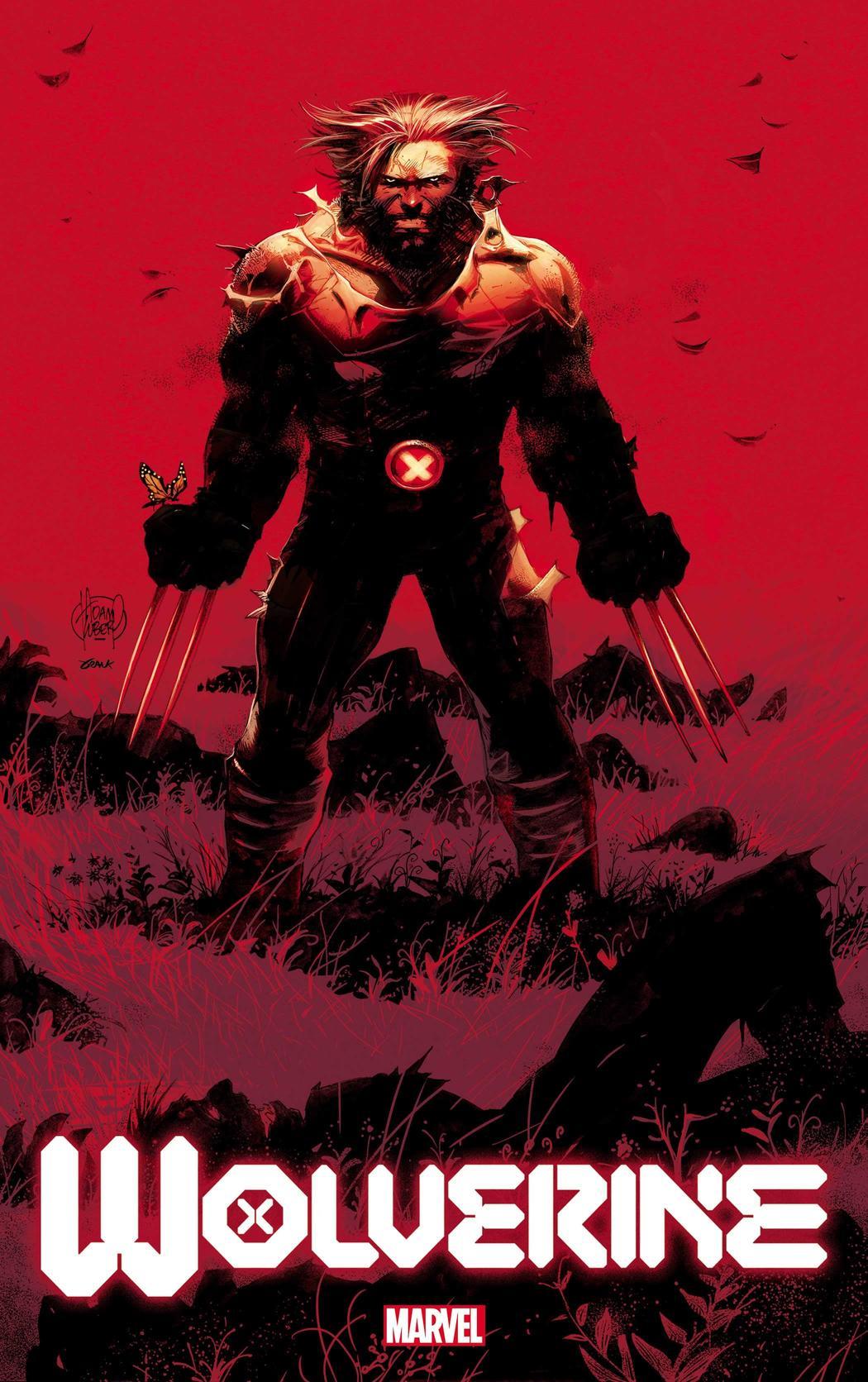 Wolverine #1, copertina di Adam Kubert