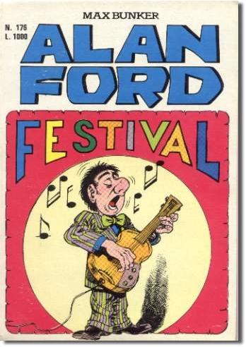 Alan Ford 176 (febbraio 1984)