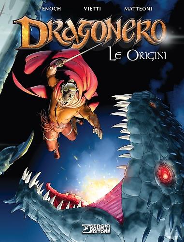 Dragonero - Le origini