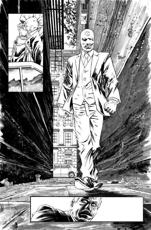 Moon Knight #1, anteprima 03