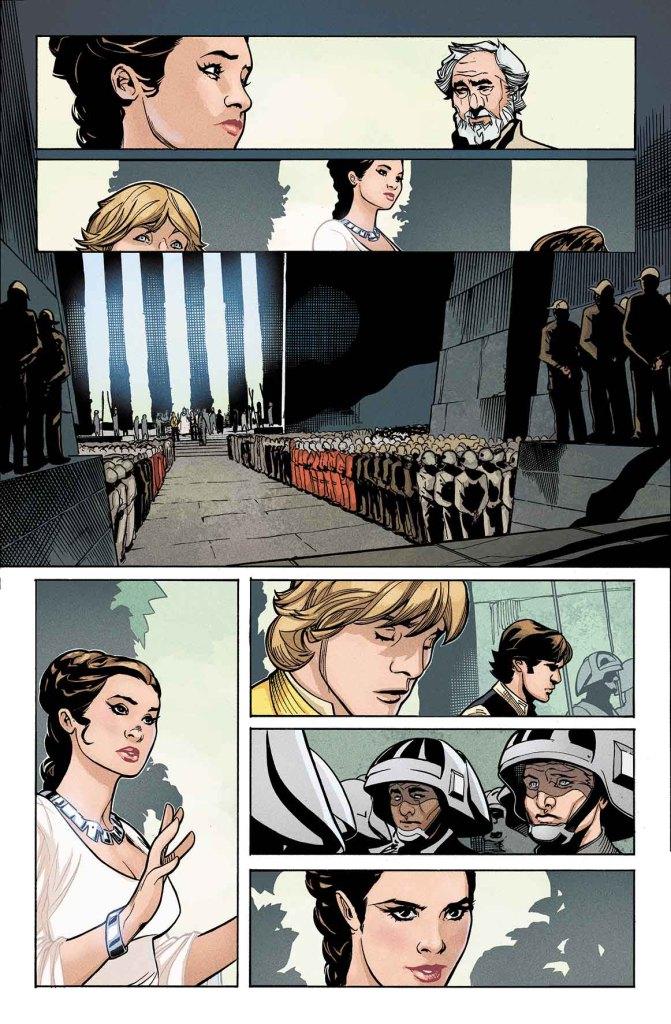 Princess Leia #1, pagina 2