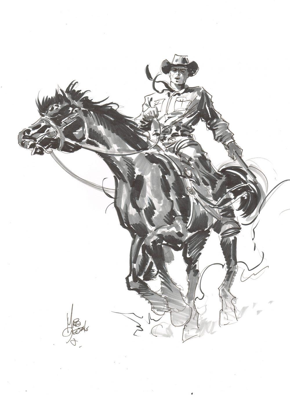 Tex di Deodato Jr.