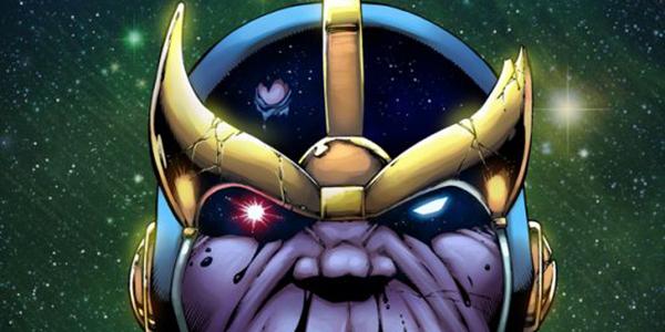 Thanos: The Infinity Finale, copertina di Jim Starlin