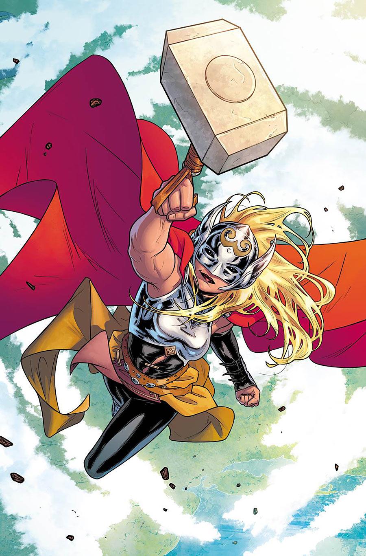 The Mighty Thor #1, anteprima 2