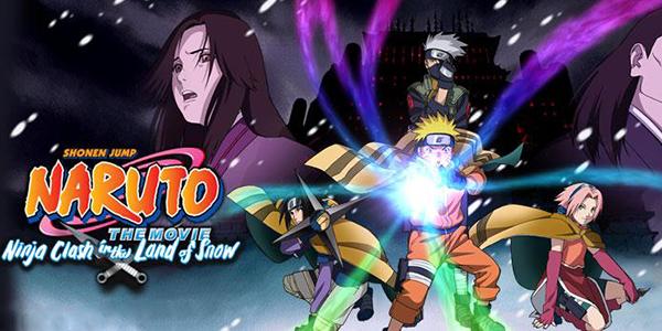 Un'estate al cinema all'insegna di Naruto