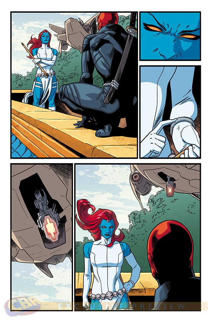 Wolverines #7 - pagina 1