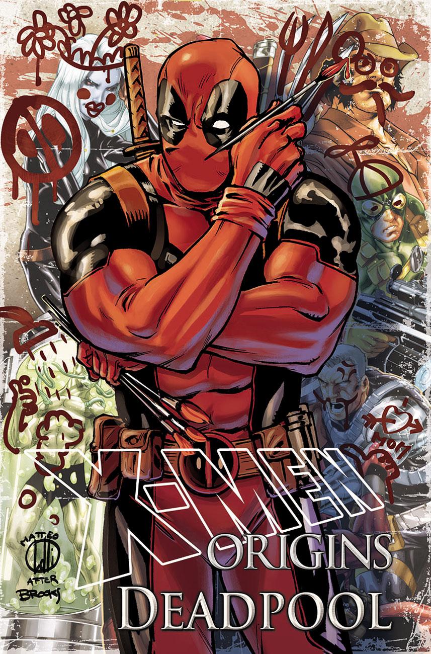 X-Men Origins - Deadpool